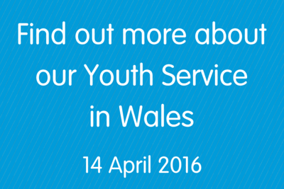 Find out about our Youth Service in Wales