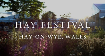 Clare Dolman to speak at Hay Festival