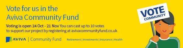 Vote Bipolar UK in the Aviva Community Fund
