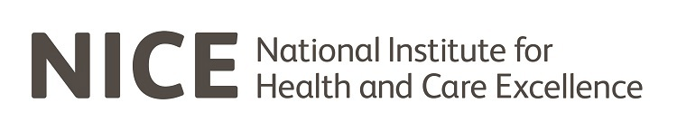 Logo for National Institute for Health and Care Excellence