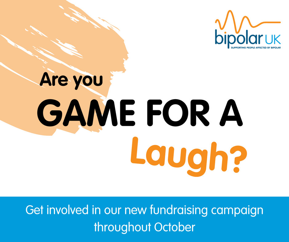 Get involved in our fundraising campaign throughout October