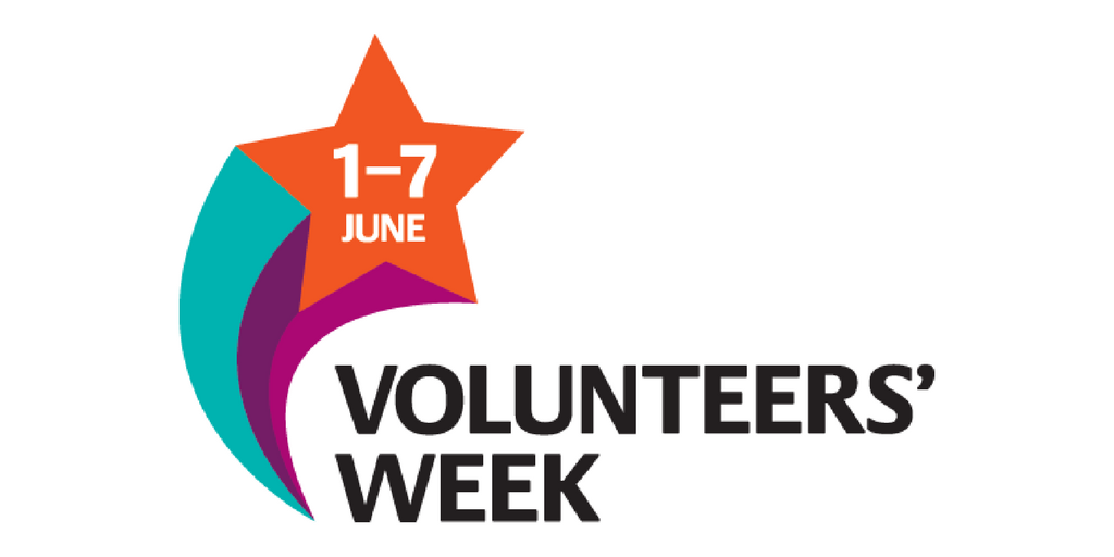 Volunteers Week 2017: 1-7 June