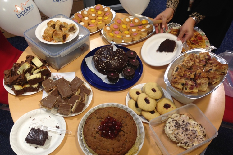 Bake for Bipolar Cake Sale