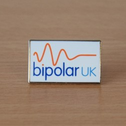 Bipolar UK Pin Badge