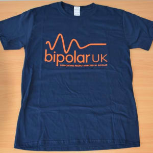 Bipolar UK Tshirt (Medium)