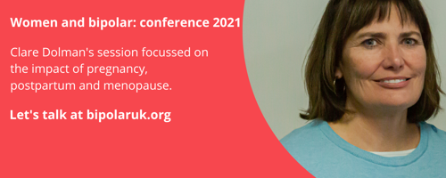 Women and bipolar: conference 2021